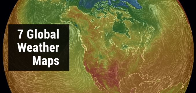 7 Global Weather Maps Like You re on Cloud 9 Global weather maps