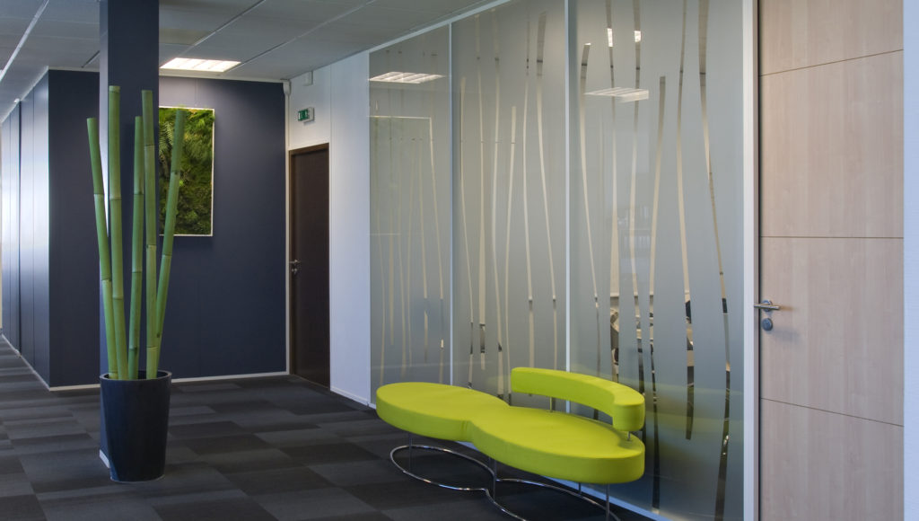 Office Partition Glazing Systems For Offices Bentech