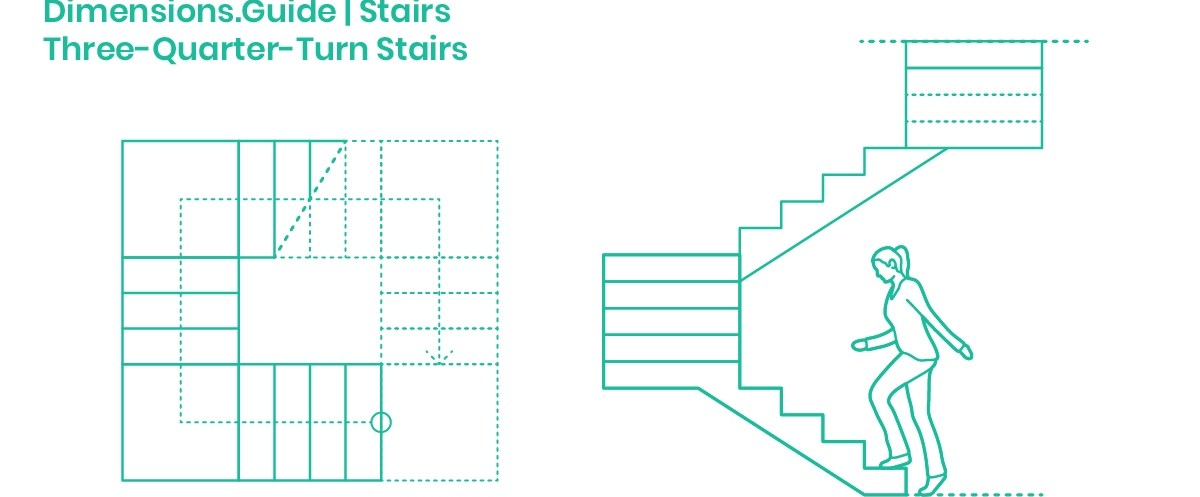 Three Quarter Turn Stairs Dimensions Drawings Dimensions Com   Quarter Turn Staircase Design   Winder Staircase   Oak   Turning   Oval Shaped   Modern