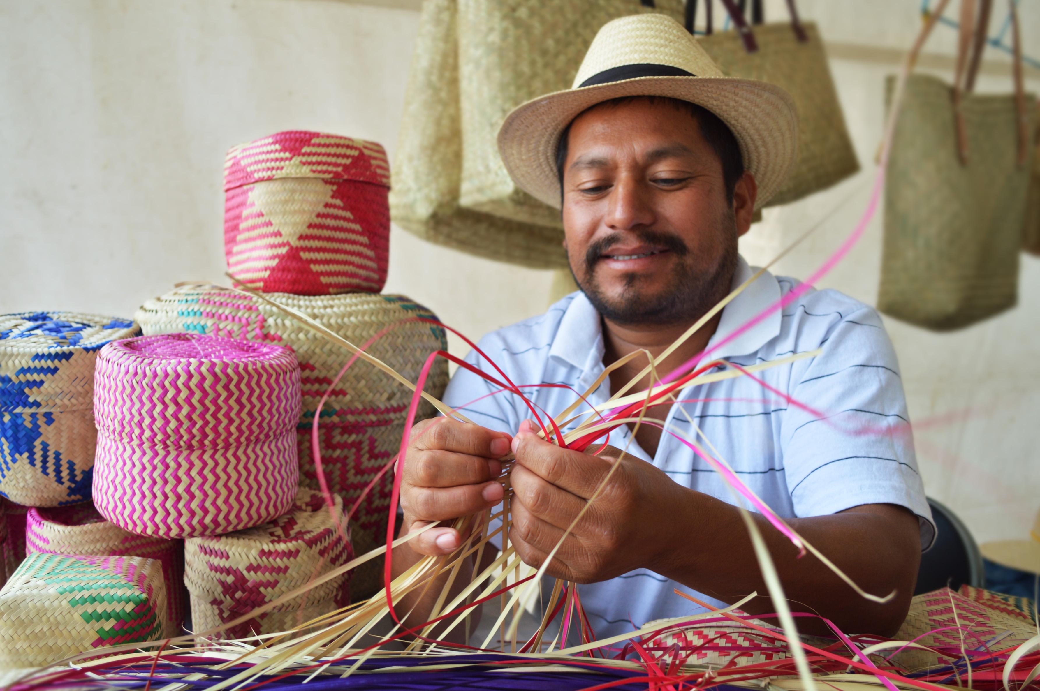 Palm Leaf Baskets Globein Blog