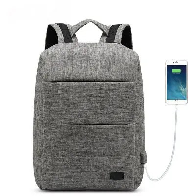 AUGUR Fashion Backpacks USB Charging Men Women Casual Travel     AUGUR Fashion Backpacks USB Charging Men Women Casual Travel Teenager  Student Laptop School Bags