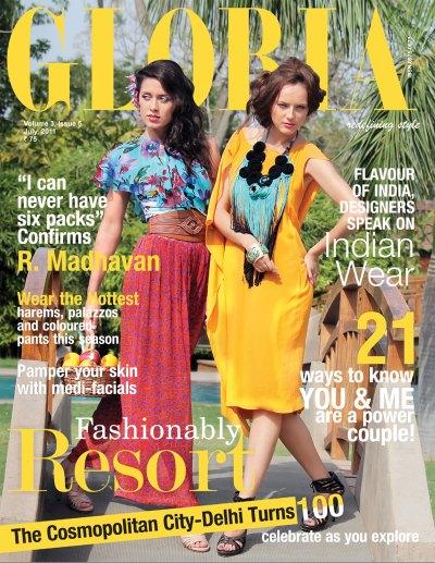 GLORIA – Fashion And Lifestyle Magazine July 2011 Issue ...