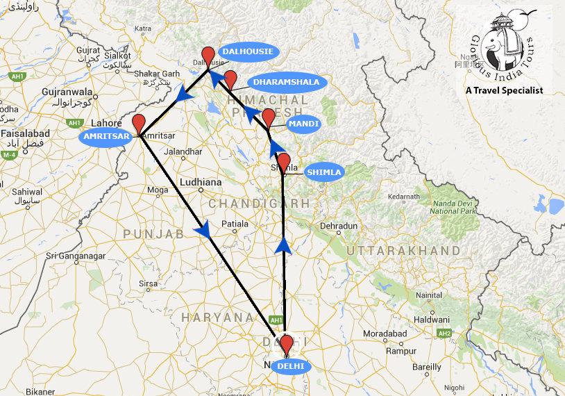 Europe Tour Packages Delhi