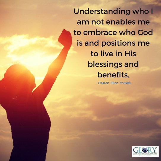Living in God's Blessings and Benefits – Glory Christian ...