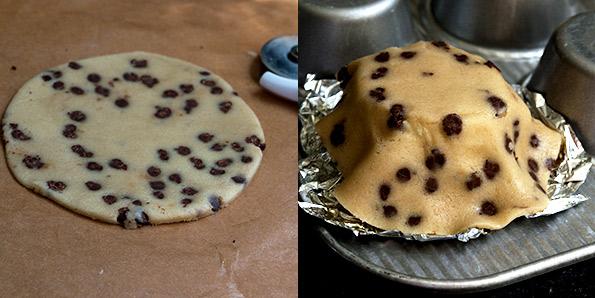 Edible Ice Cream Bowls Gluten Free Chocolate Chip Cookies