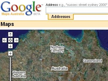 Maps Mania  Google Maps Australia is now live It appears Australia now has it s own domain for Google Maps  Google Maps  went live with streets  roads and place names back on May 18th  2006