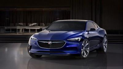 Buick Avista Concept Debuts In Detroit | GM Authority