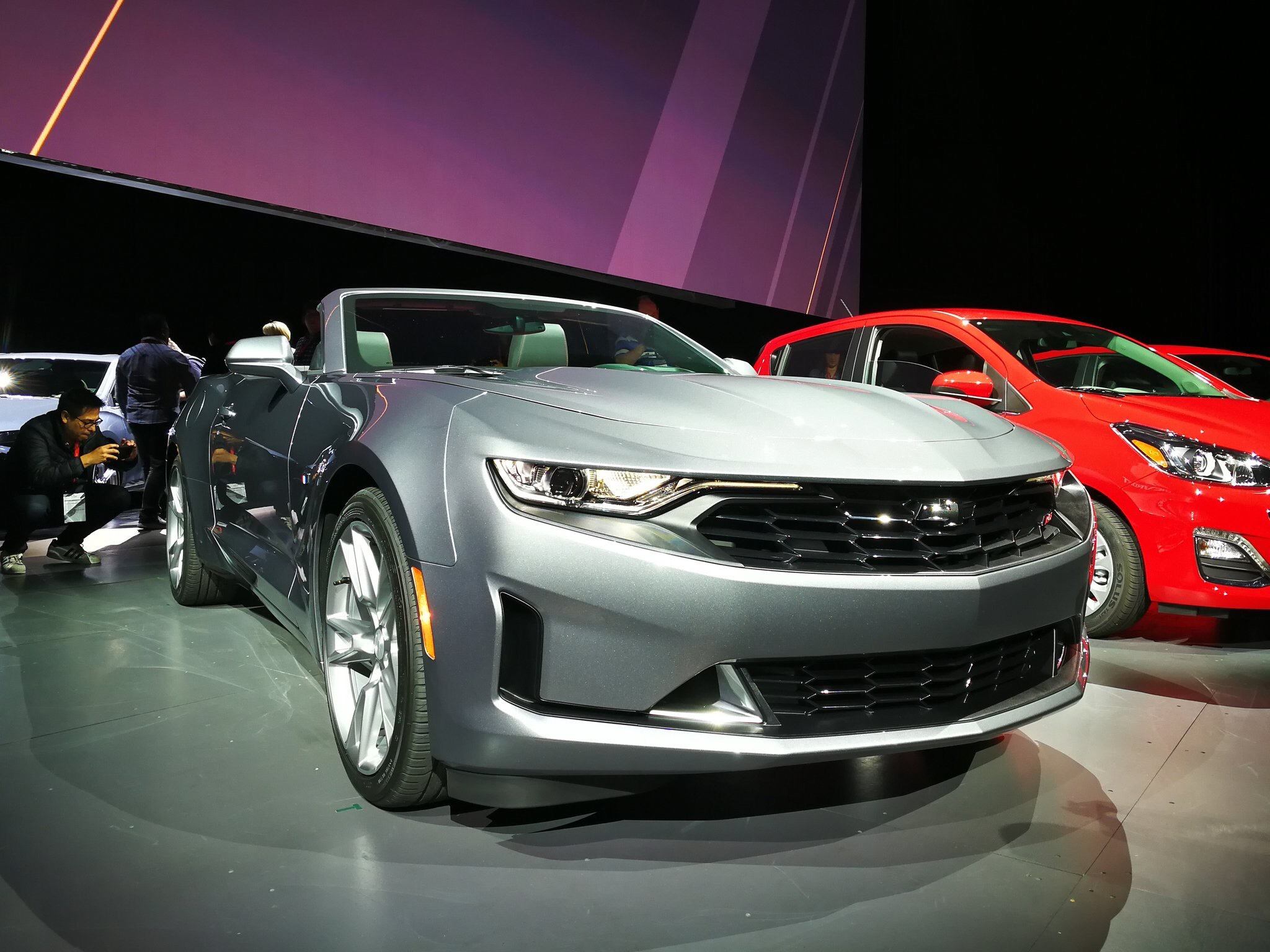 2019 Chevrolet Camaro Revealed With New Looks | GM Authority