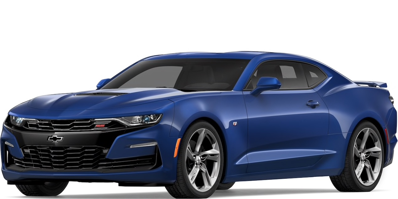 2019 Camaro SS Exterior Colors Surface | GM Authority
