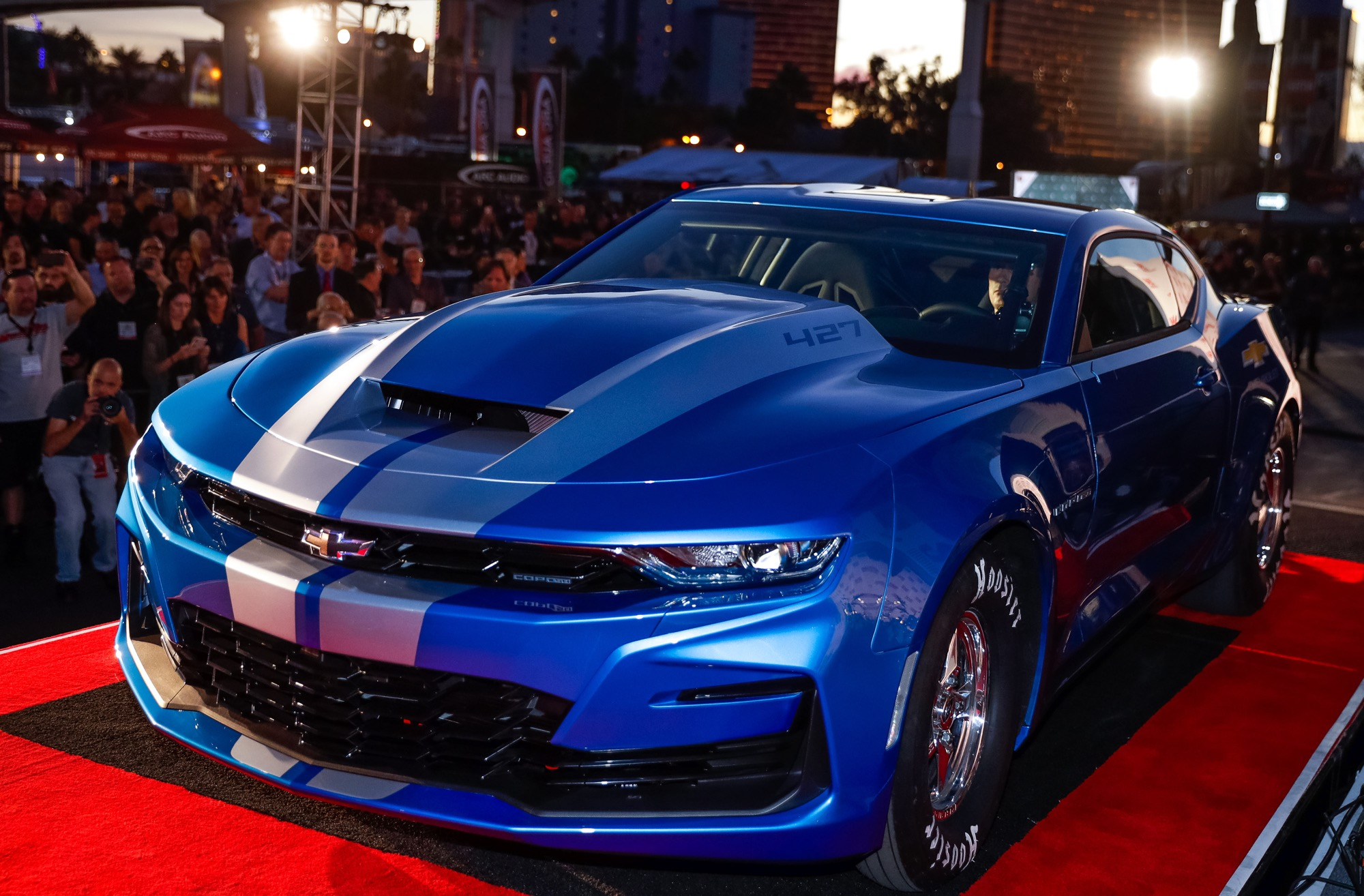 2019 Camaro SS At SEMA Has New Fascia | GM Authority