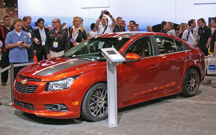 2011 Buick Enclave Spec