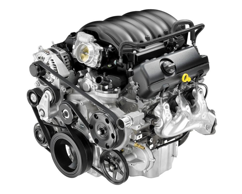Diagram Engine 43 Chevy