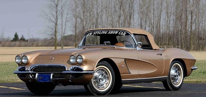 Firemist Gold 1962 Corvette At Mecum Auction Gm Authority