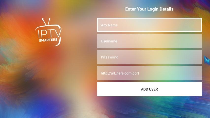 configurer iptv smarters pro
