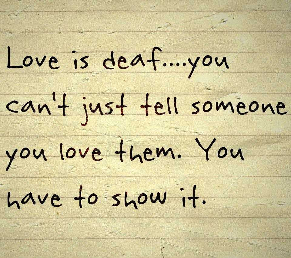 Some Good Quotes Love