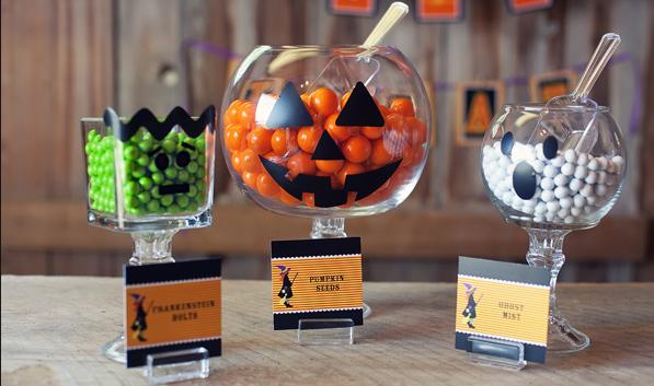 Cheap Halloween Decorating Ideas Home