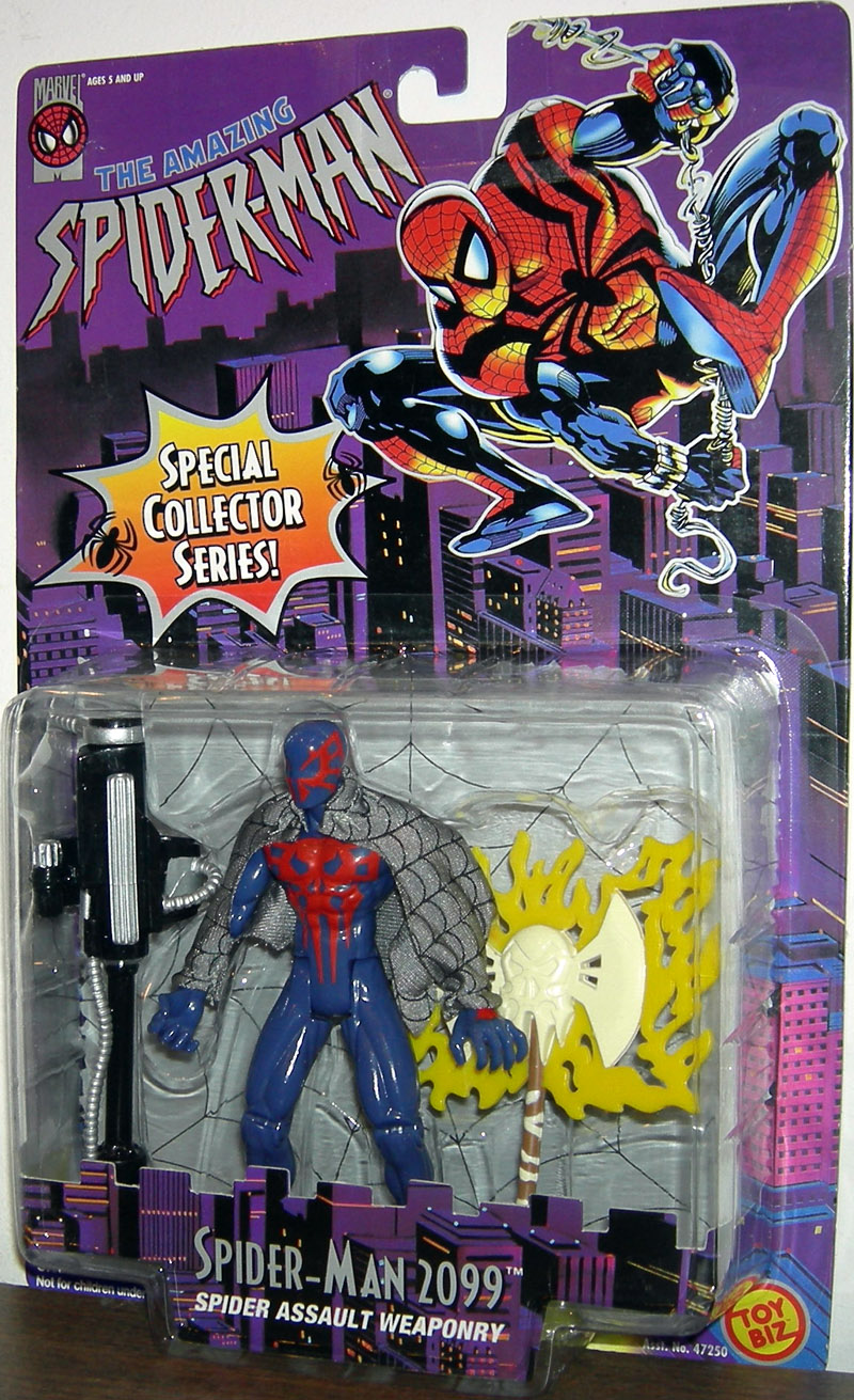 Spider Man 2099 Powers