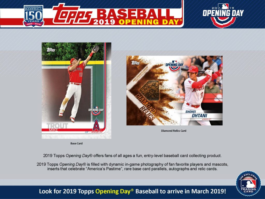2013 Topps Baseball Cards Being Opened
