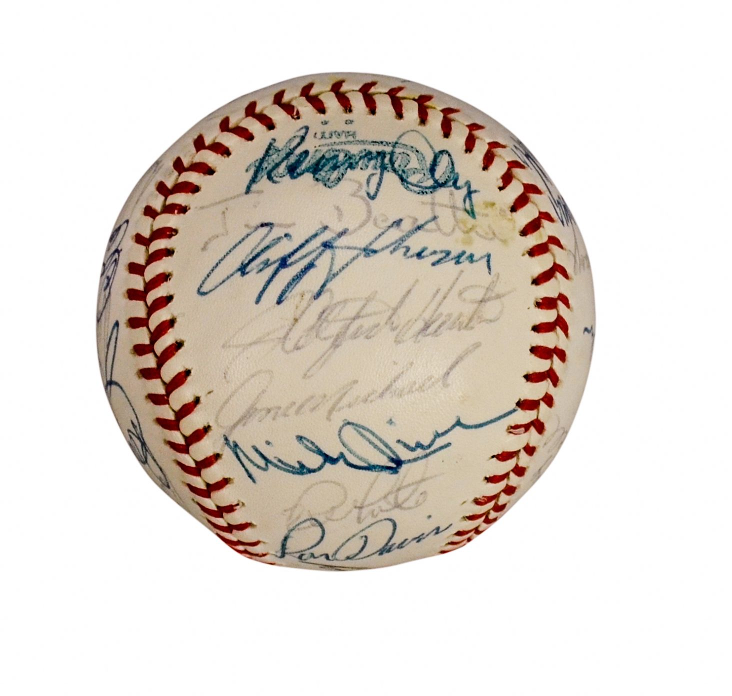 Lot Detail - 1978 New York Yankees World Series Champions ...