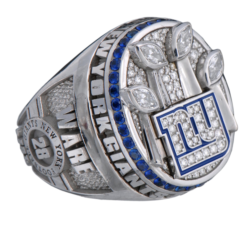 2017 Bowl Super Ring