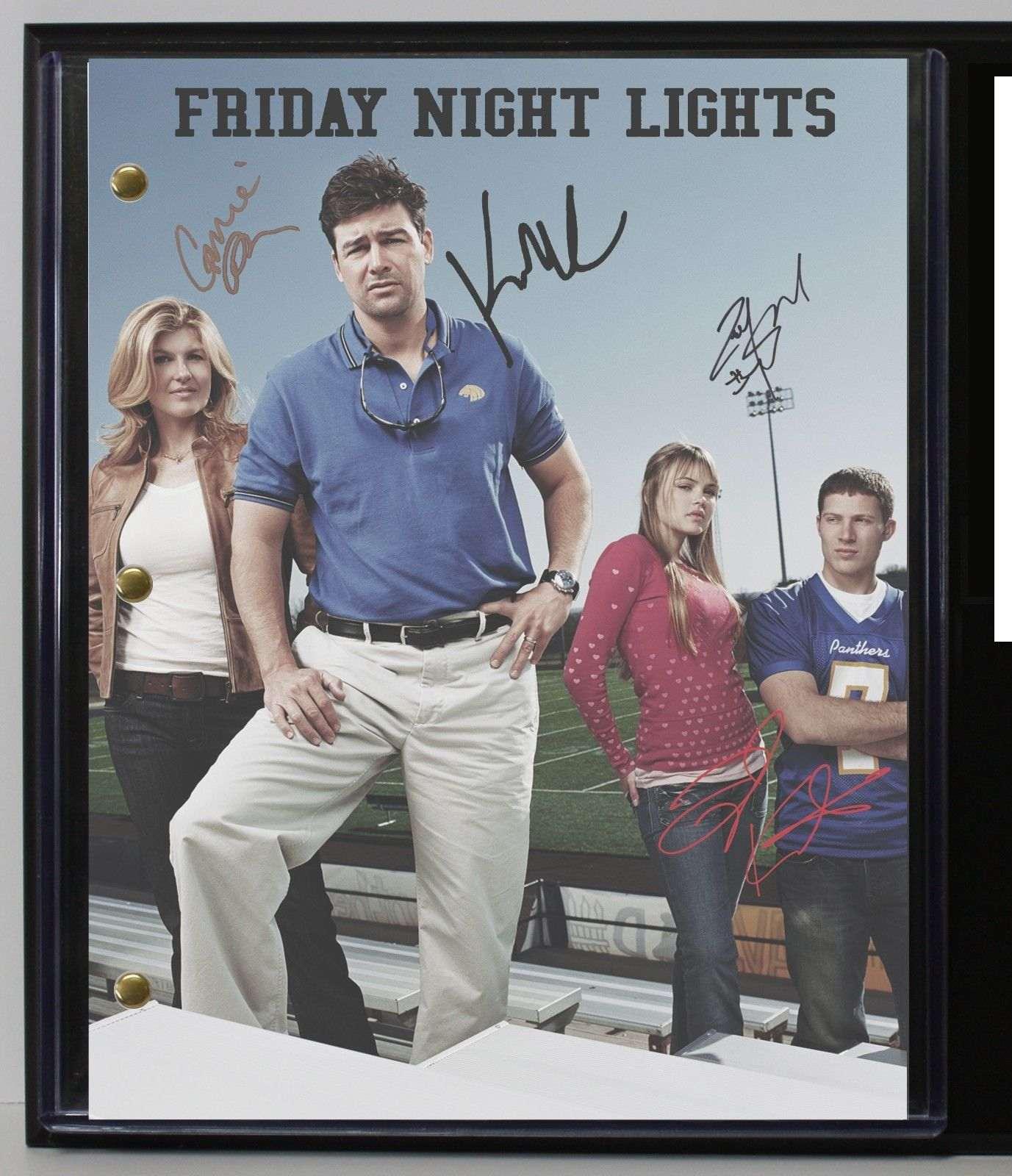 Friday Night Lights Scripts