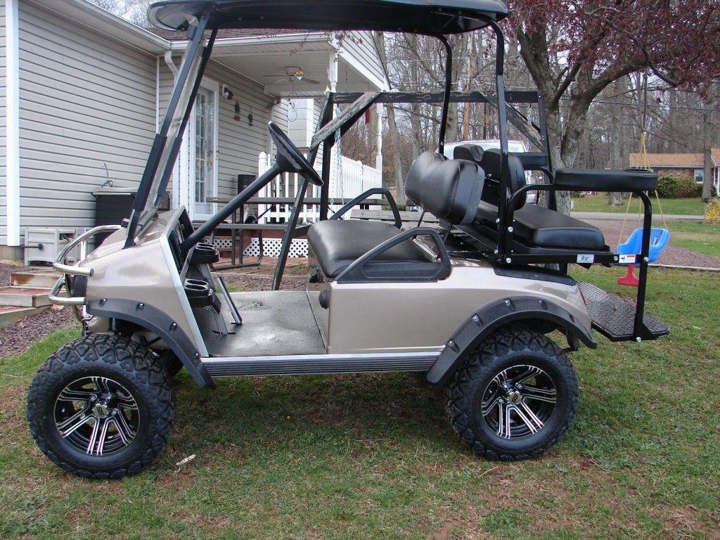 2002 Club Car Ds Gas Golf Cart For Sale