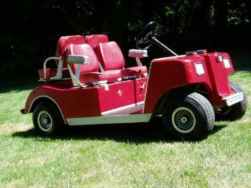 Club Car Caroche Electric 4 Seater Golf Car For Sale
