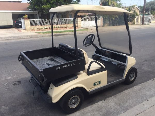 2 Seater Club Car Golf Cart For Sale