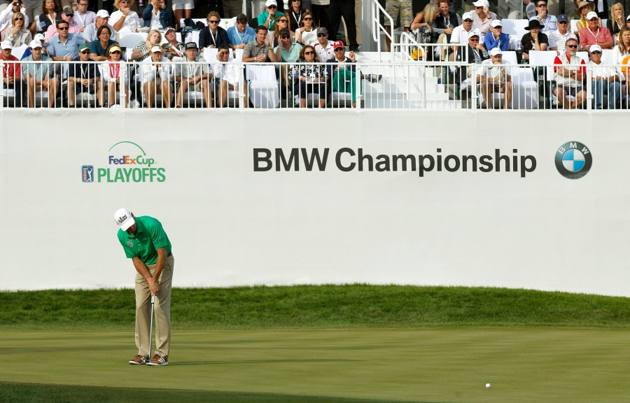 Top 70 Tour Players Return to BMW Championship    Golf Now     BMW Championship   Round Three