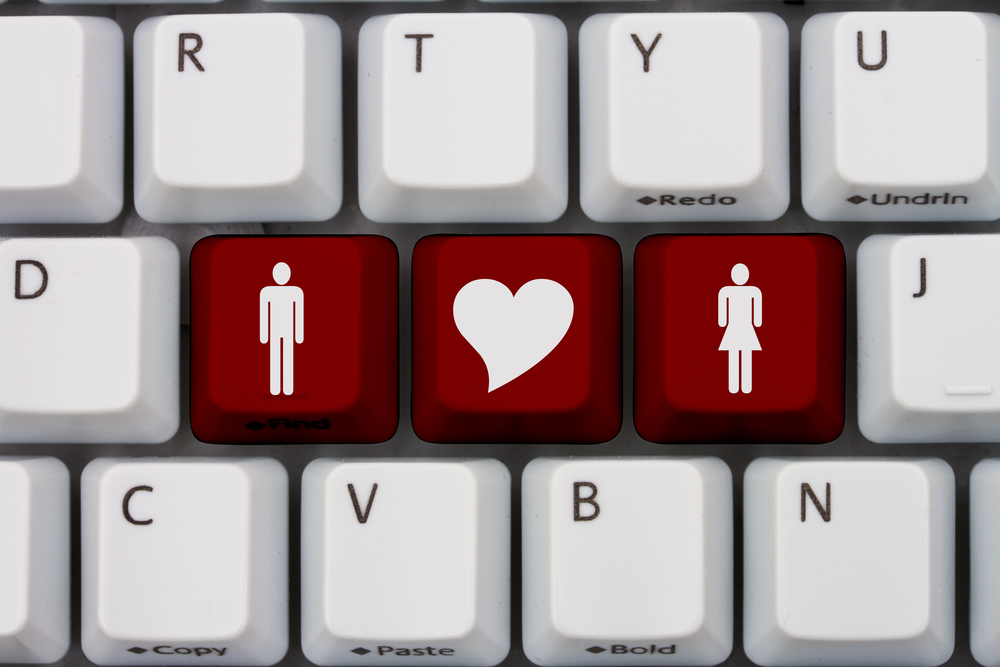 Falling in love online  Online Background Check