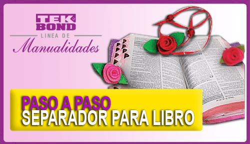Separador Libros Para Conferencia De Damas