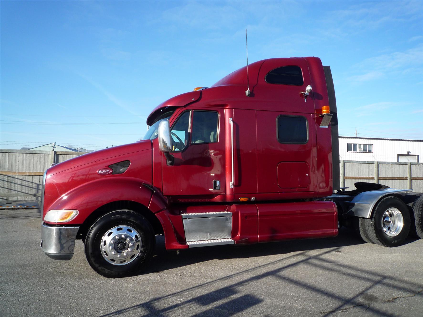 362 Peterbilt Show Trucks