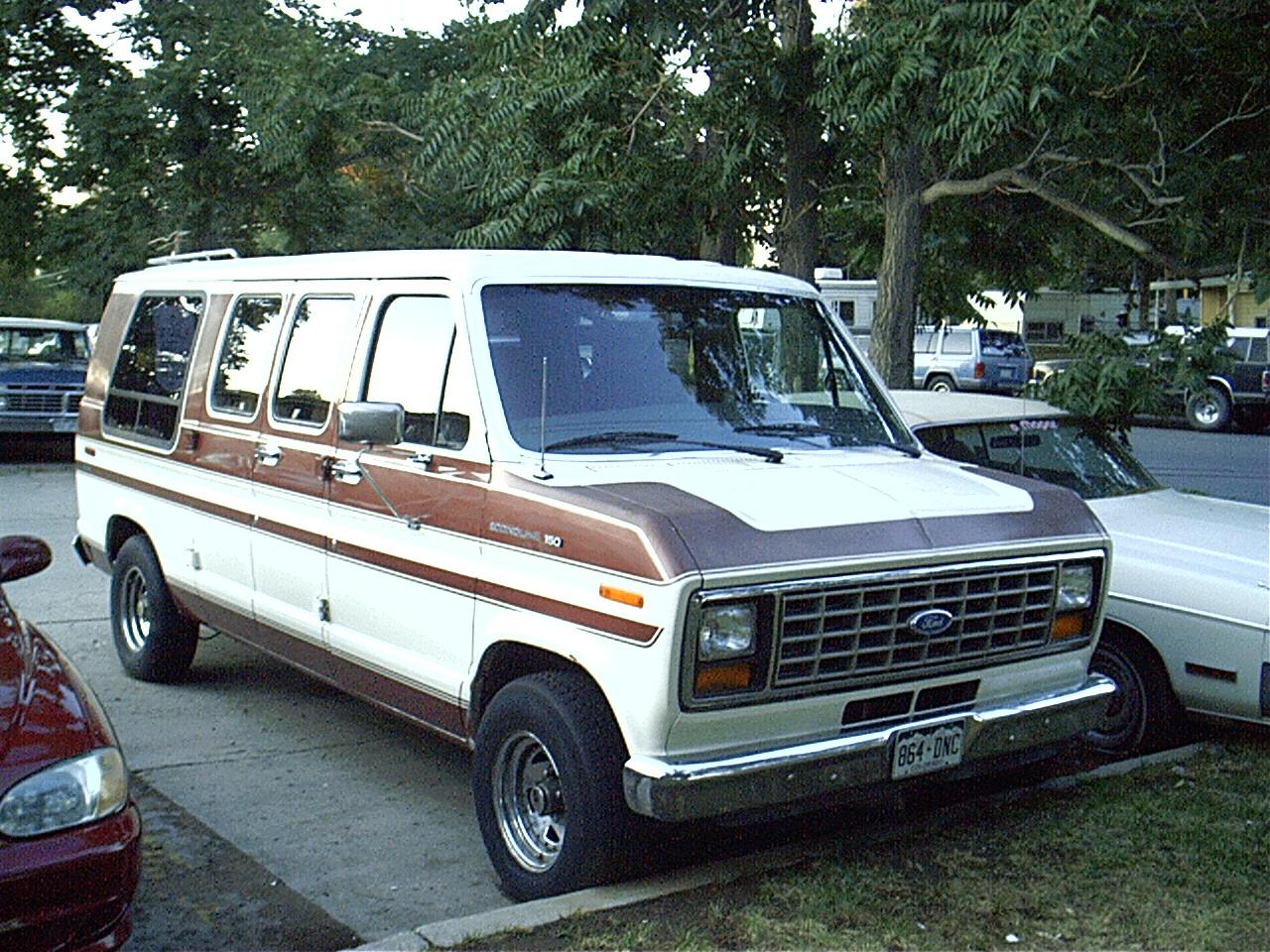 Fuse Box Location 1996 Ford E 150 Conversion Van Schematics Diagram 96 Econoline For