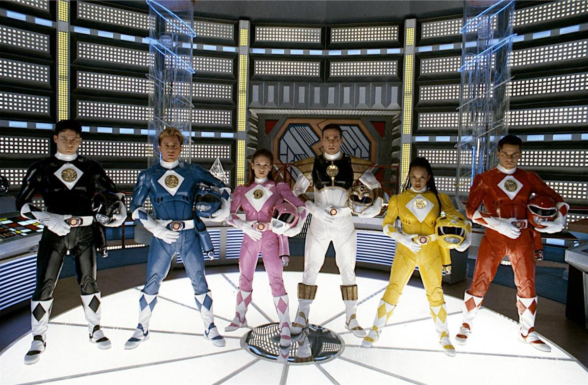 """Five Behind-The-Scenes Stories From """"Mighty Morphin' Power ..."""