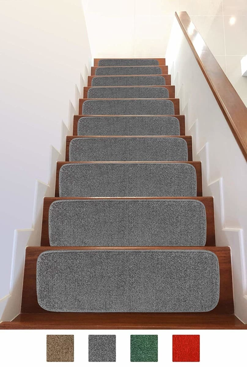 Add Different And Elegant Touch To Your House A Carpet Stair   Most Durable Carpet For Stairs   Stair Runners   Tile   Berber Carpet   Stain Resistant   Hardwood Flooring