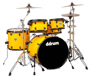 Buying Advice For Intermediate Drums ddrum Journeyman Kit  Good Cheap Drumset