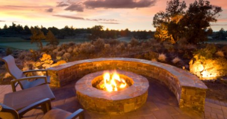 How to Put in the Perfect Backyard Patio and Fire Pit This Summer     How to Put in the Perfect Backyard Patio and Fire Pit This Summer  Make a  guy s ultimate grilling and summer paradise