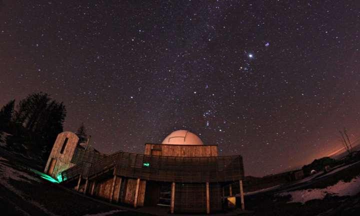 Scottish Dark Sky Observatory Go Stargazing