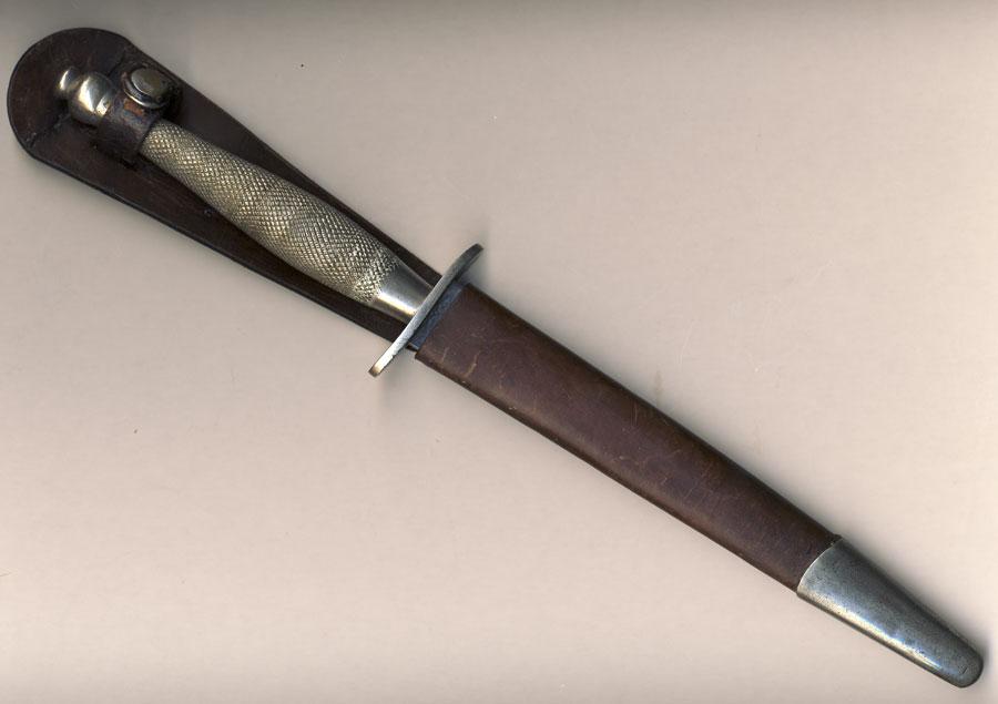 Knife Scabbard Patterns