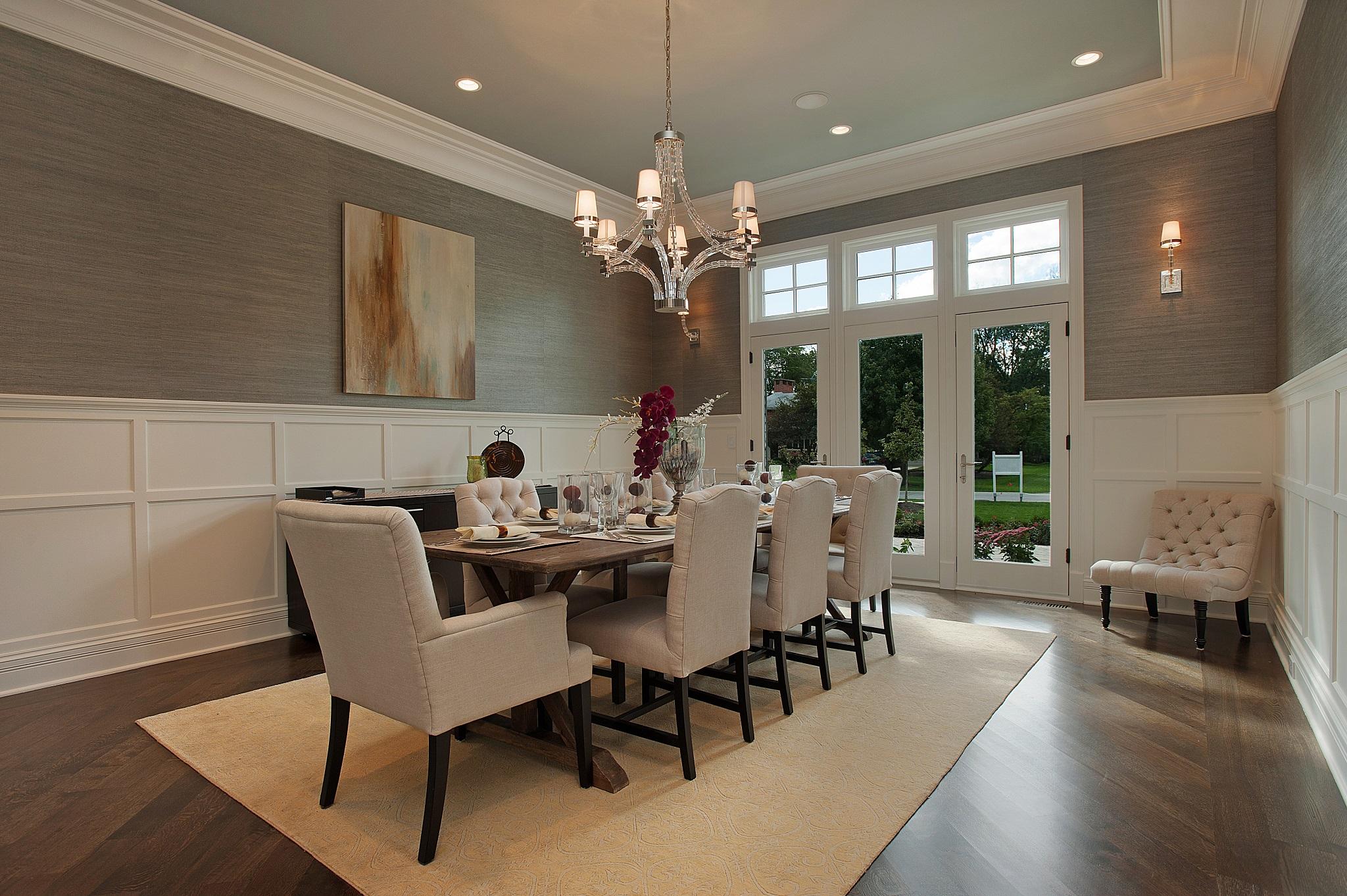 Formal Dining Room Design Ideas