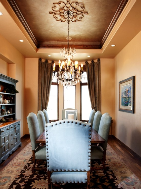 Elegant Dining Room Paint Color Ideas 5154 House