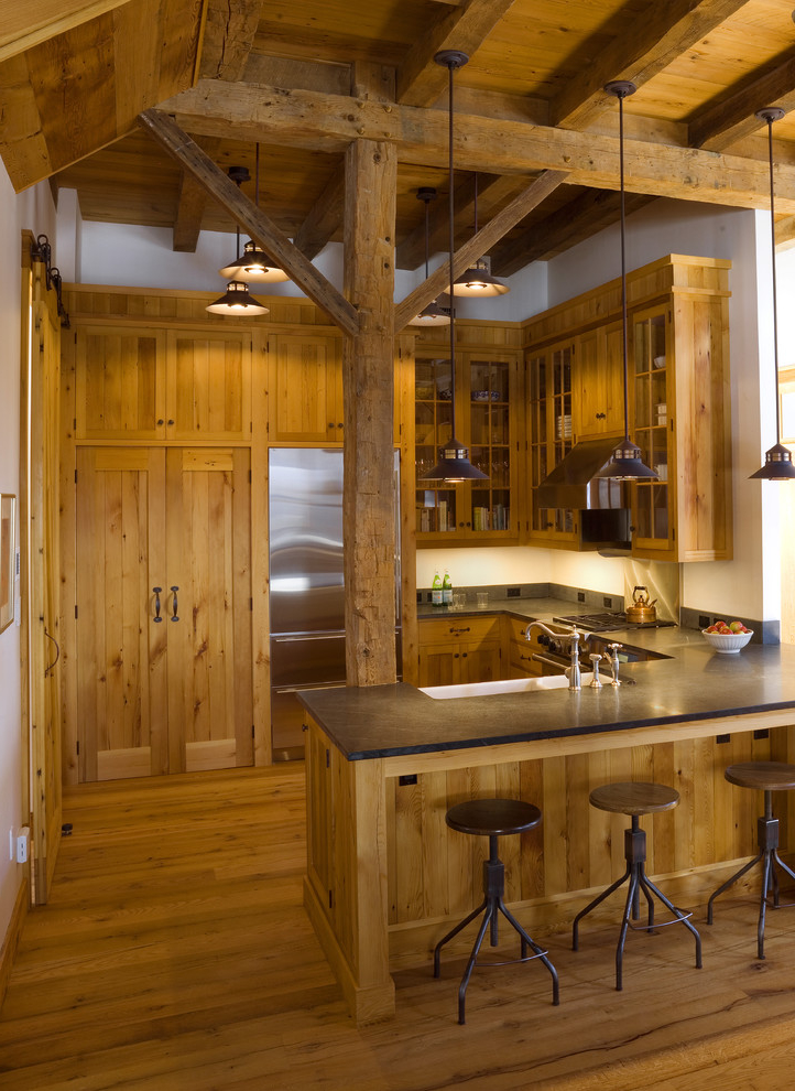 Interesting Rustic Kitchen Interior Design Ideas 13700