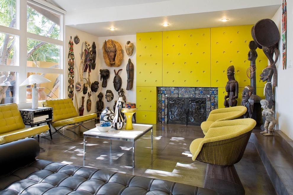 African Themed Interior For Wild Decor 17526 Interior Ideas