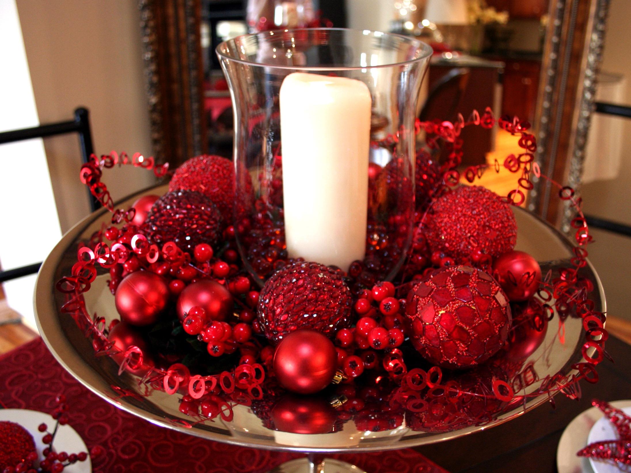 Christmas Wedding Table Ideas