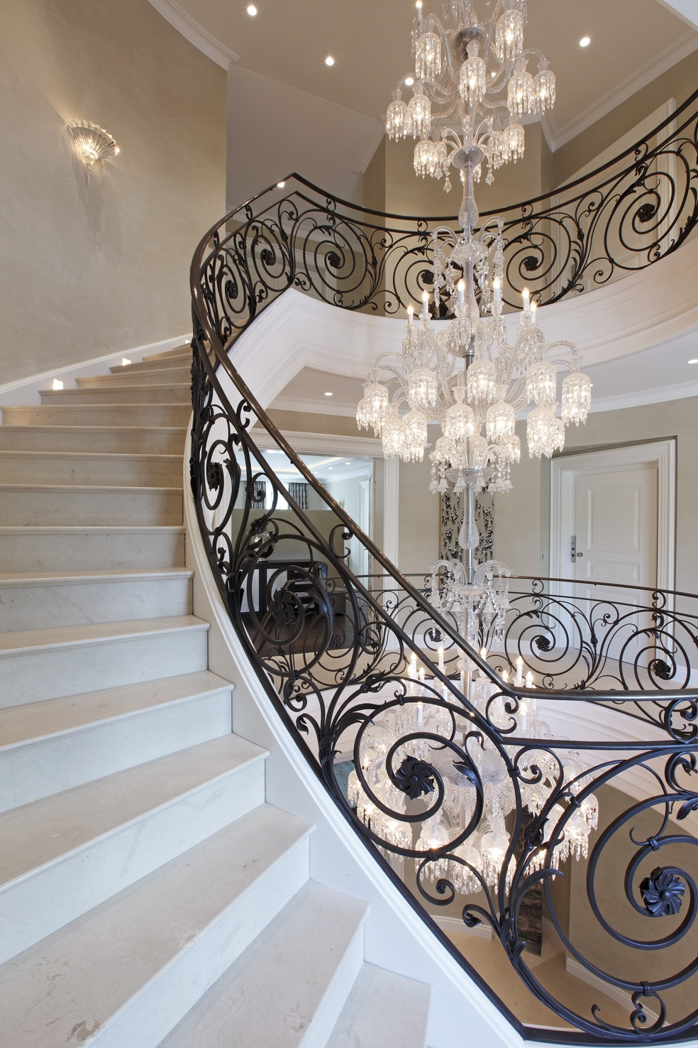 Staircase Chandeliers Chandelier Ideas