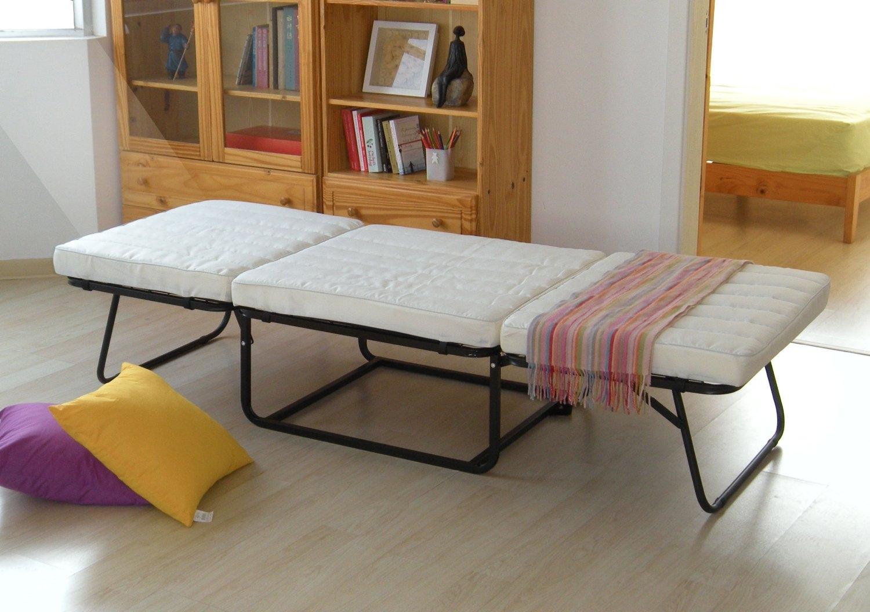 Grey Leather Sleeper Sofa