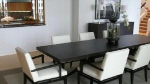 20 Photos Thin Long Dining Tables Dining Room Ideas