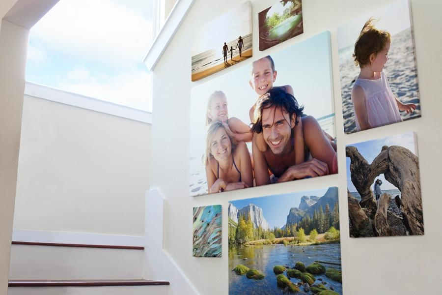 Canvas Prints Faces and places look great on our Canvas Prints And theyre super easy to make just upload your photos to get started Well print your