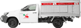 long term ute hire