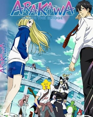 Assistir Arakawa Under the Bridge Episódio 6